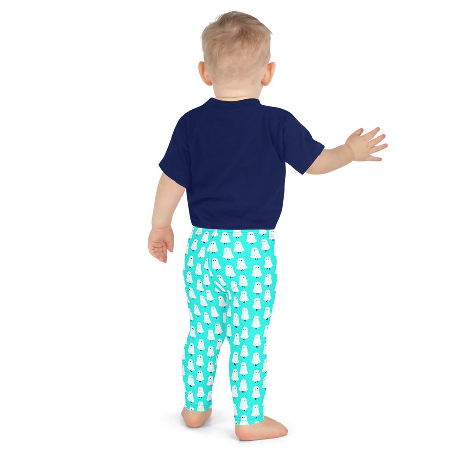 Kids Logo Ghostie Leggings