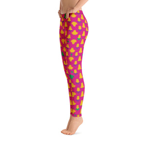 Lorelei Leggings in Azalea Daze