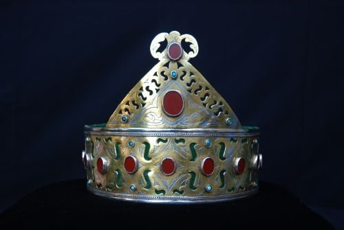 Test Product (Turkmenistan's Crown)