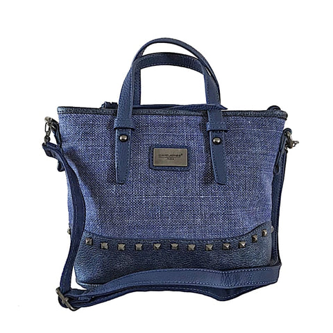 BOLSA SHOPPER JEANS LOVE