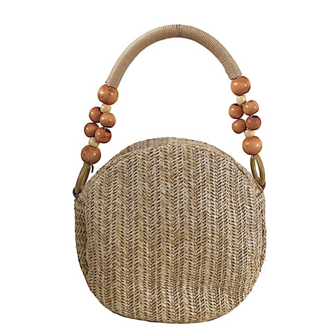 BOLSA CROSSBODY SADDLE PALHA