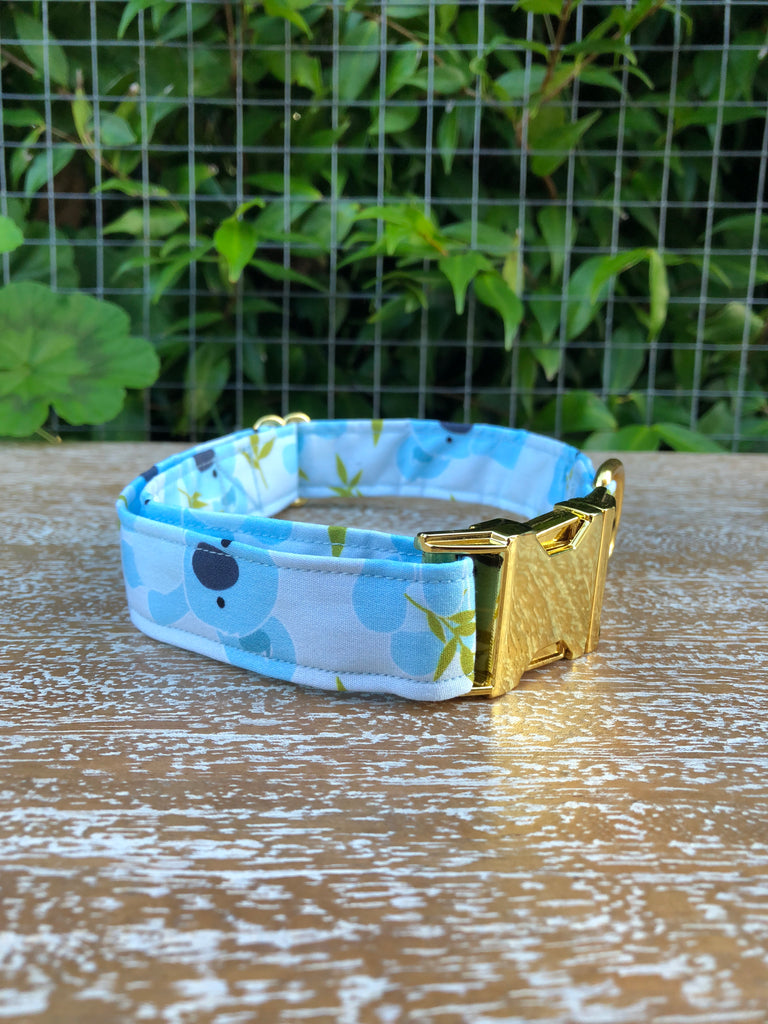 """Koolala"" Collar - Blue"