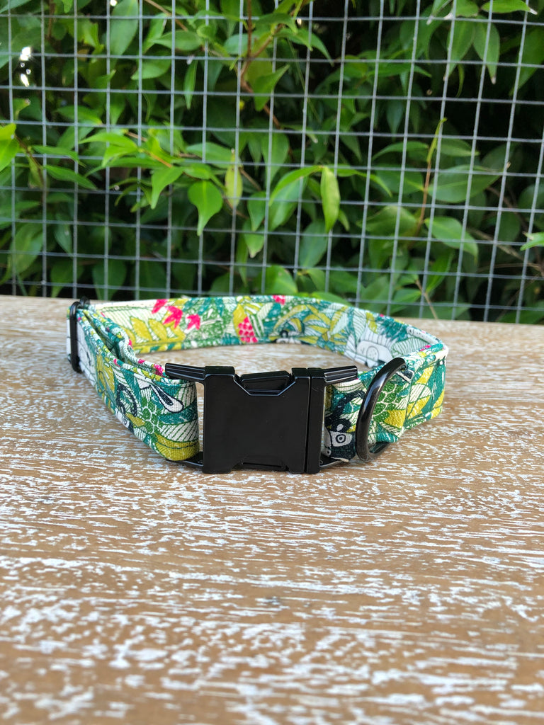 """Snungle Jungle"" Collar"