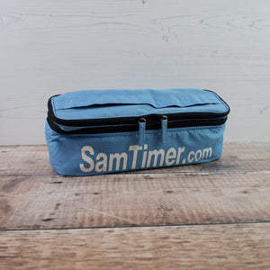 Sam Timer Multipurpose Timer Storage Bag - Blue