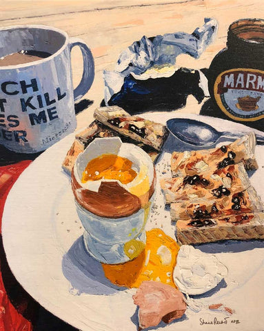 Eggs, Marmite and Philosophy - Print