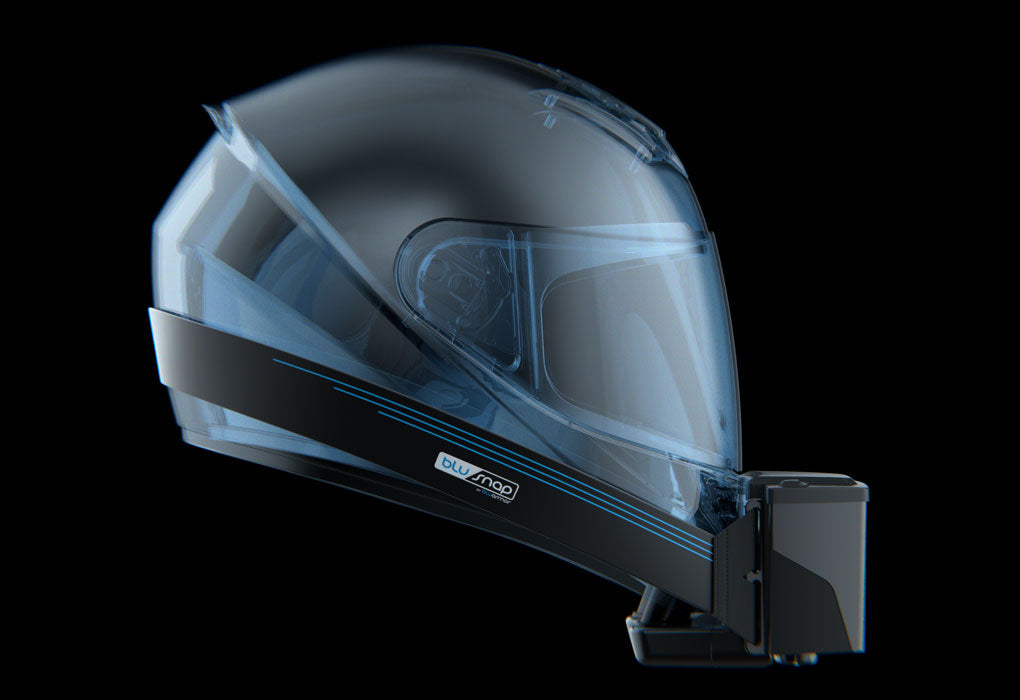 A cooling helmet for two-wheelers. Has its time come?