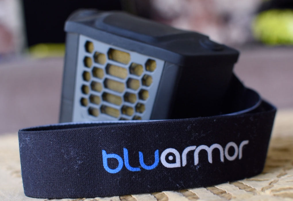 The team (and story) behind BluArmor's retro-fit cooler for helmets