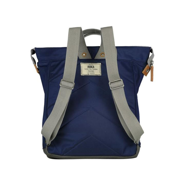 Roka Bags | Bantry C | Blue | Backpack
