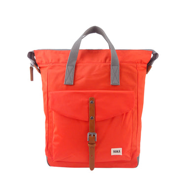 Roka Bags | Bantry C | Orange | Backpack