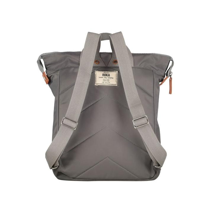 Roka Bags | Bantry H | Gray | Backpack