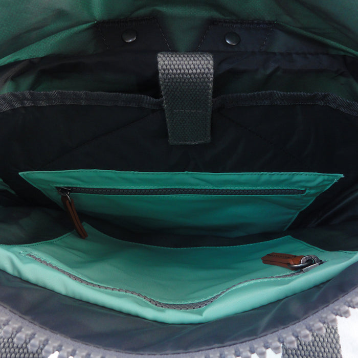 Roka Bags | Canfield B | Green | Backpack