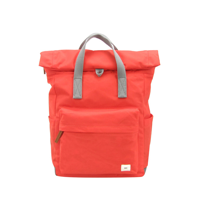 Roka Bags | Canfield B | Orange | Backpack
