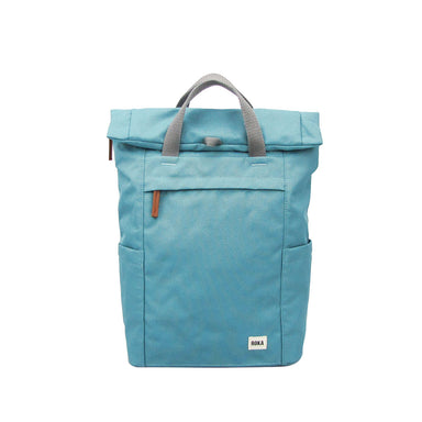 Roka Bags | Finchley A | Blue | Backpack