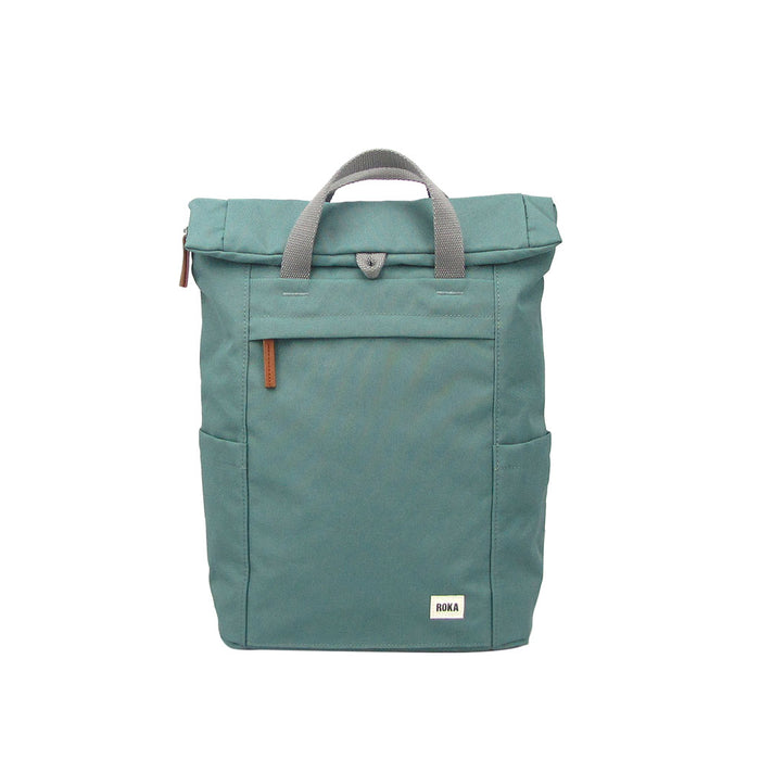 Roka Bags | Finchley A | Green | Backpack