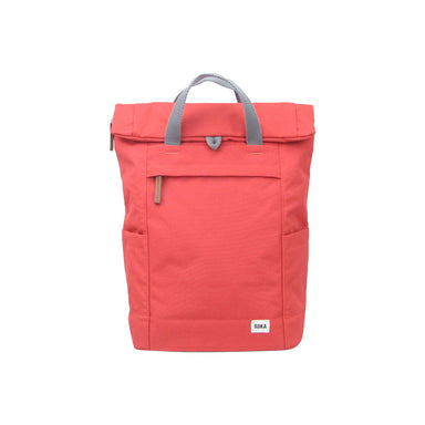 Roka Bags | Finchley A | Orange | Backpack
