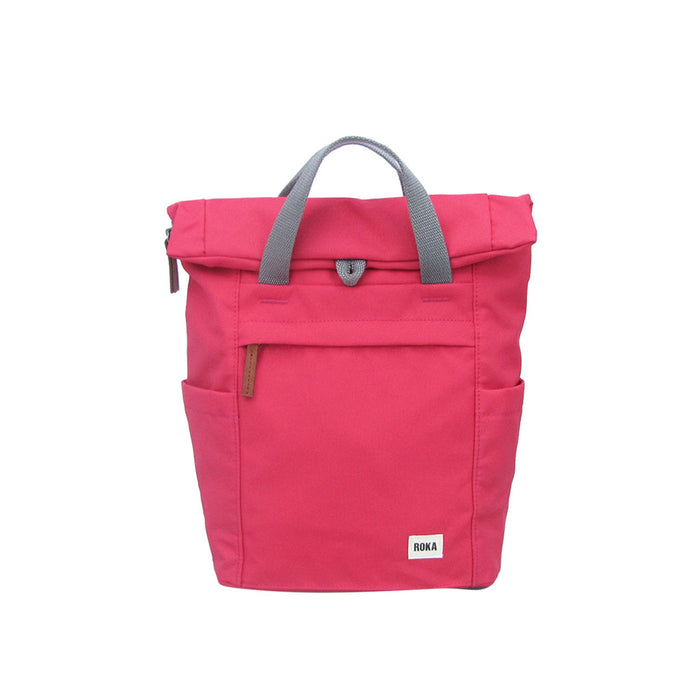 Roka Bags | Finchley A | Pink | Backpack