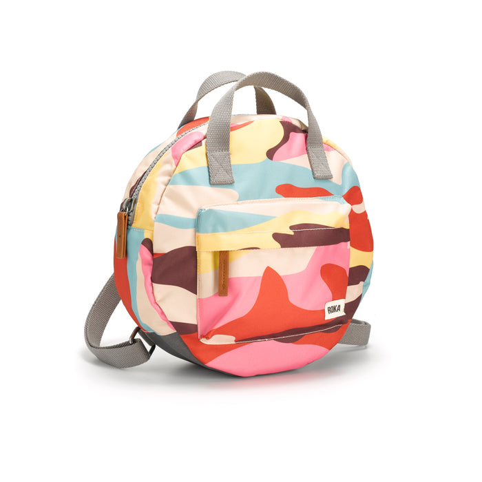 Roka Bags | Sustainable Backpack | Camo