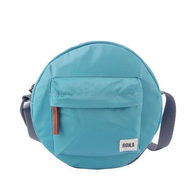 Roka Bags | Paddington B | Blue | Crossbody Bag
