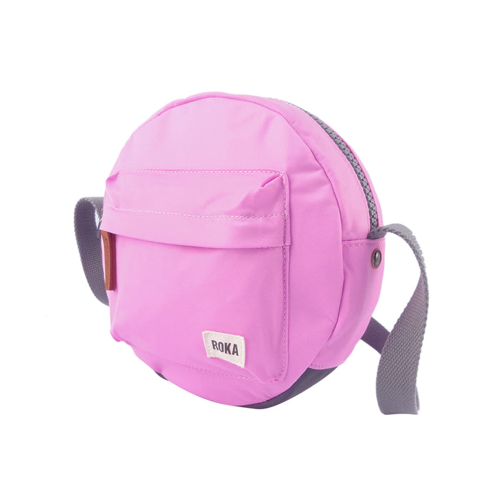 Roka Bags | Paddington B | Pink | Crossbody Bag