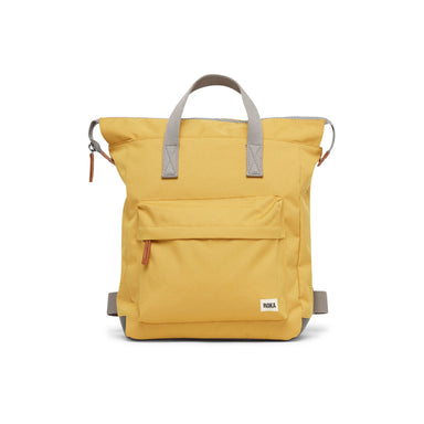 Roka Bags | Backpacks | Sustainable Backpack | Yellow