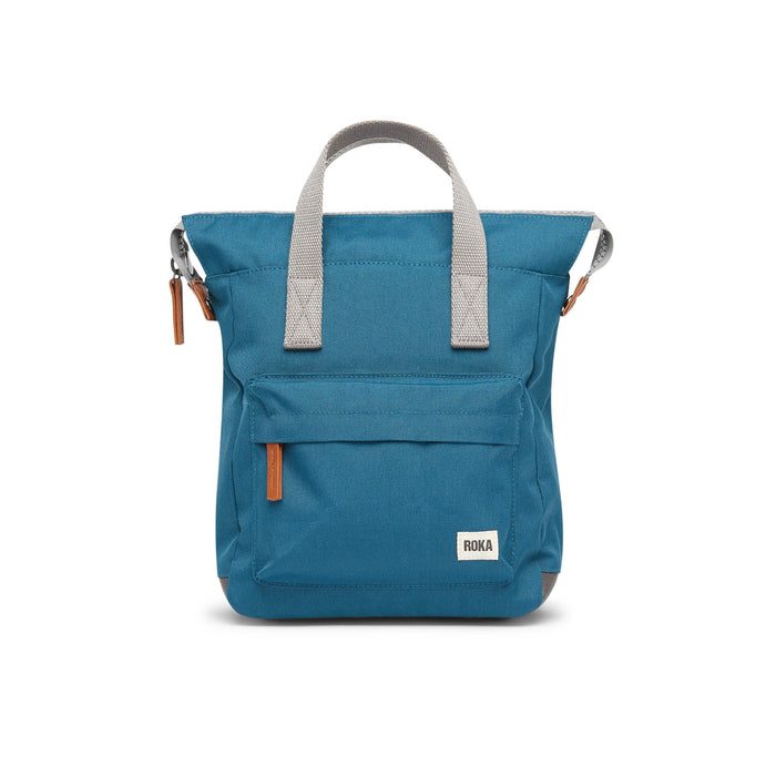 Roka Bags | Backpacks | Sustainable Backpack | Blue