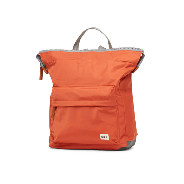 Roka London | Roka Backpacks | Bantry | Backpack | Orange