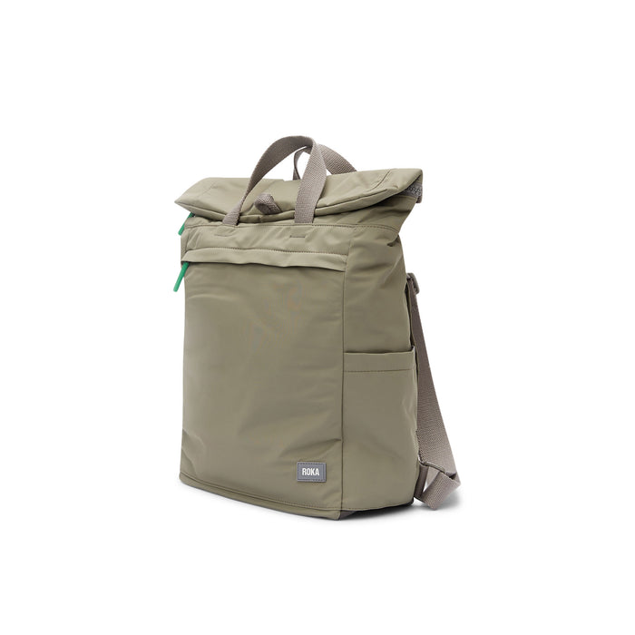 Roka Bags | Grey | Backpack | Limited Edition | Camden