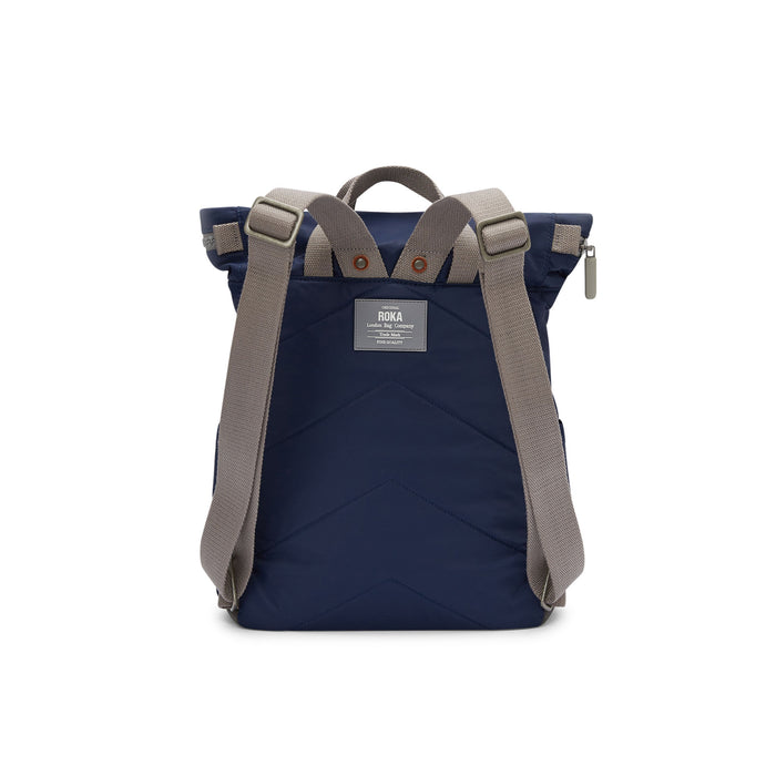 Roka Bags | Blue | Backpack | Limited Edition | Camden