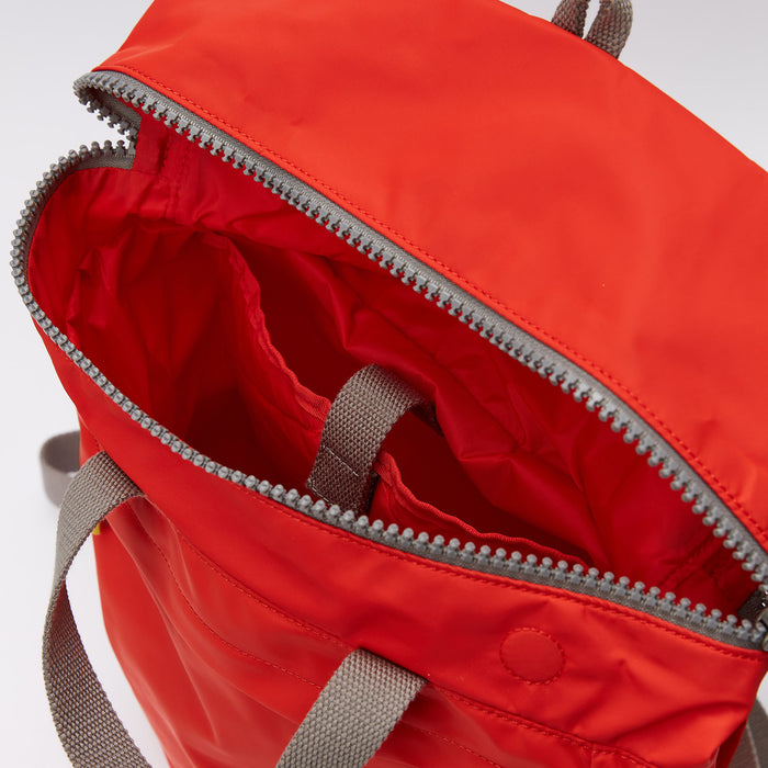 Roka Bags | Red | Backpack | Limited Edition | Camden