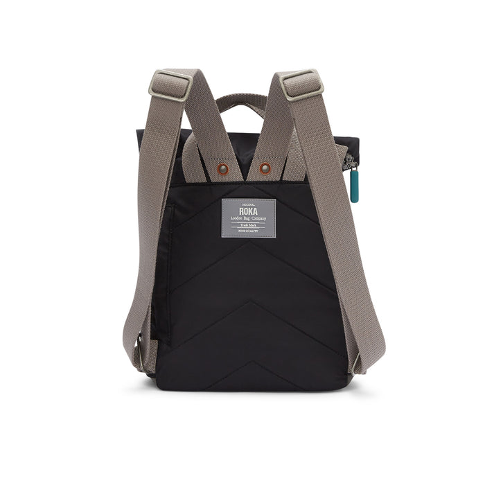 Roka Bags | Black Backpack | Limited Edition | Roka London