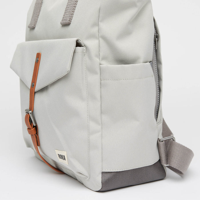 Roka | Backpacks | Sustainable Backpack | Grey