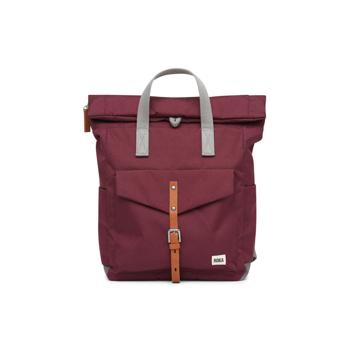 Roka | Backpacks | Sustainable Backpack | Purple