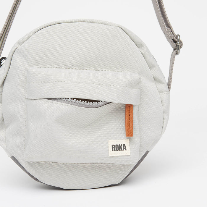 Roka | Sustainable Bag | Crossbody Bag | Grey