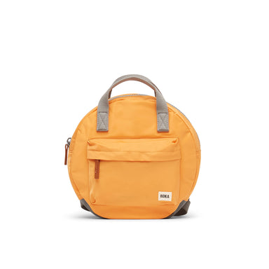 Roka Backpack | Round | Backpack | Orange