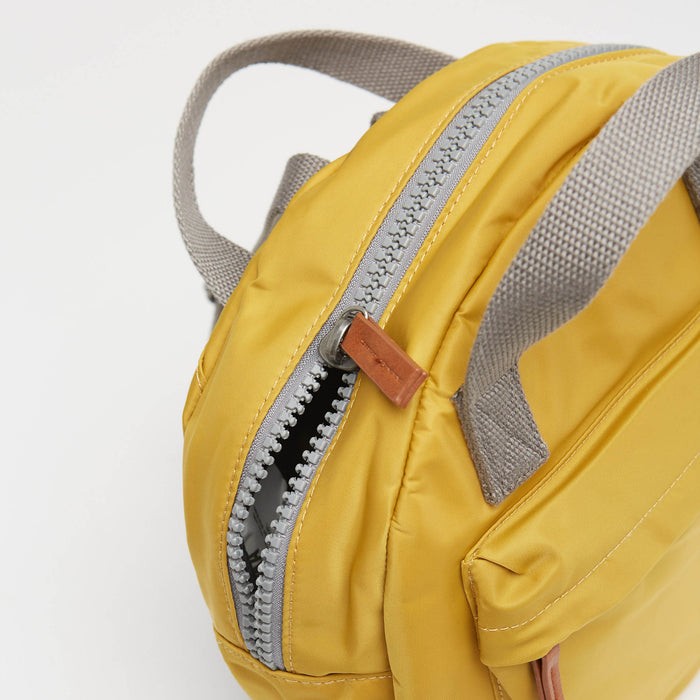 Roka Backpack | Round | Backpack | Yellow
