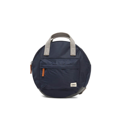 Roka Backpack | Round | Backpack | Blue