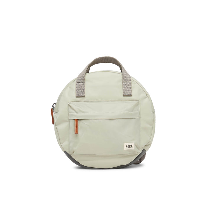 Roka Backpack | Round | Backpack | Grey