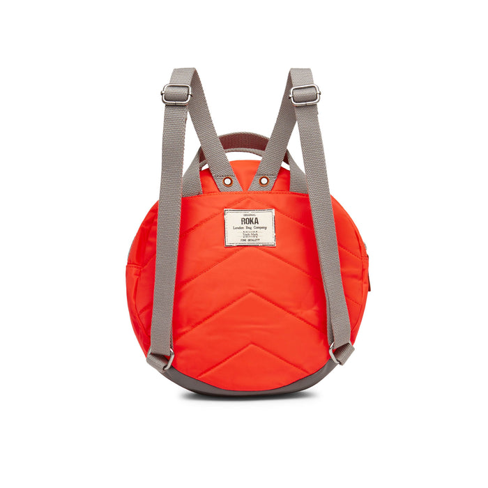 Roka Backpack | Round | Backpack | Red