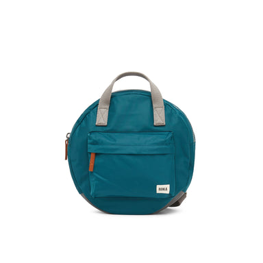 Roka Backpacks | Round | Backpack | Teal