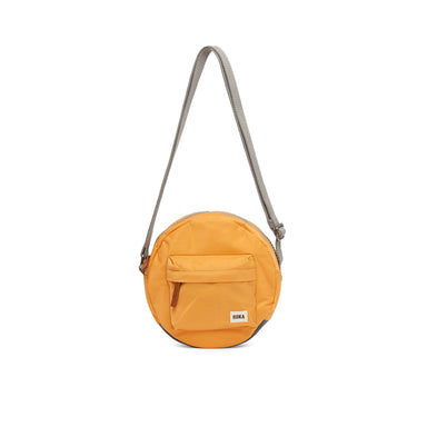 Roka Bags | Crossbody Bag | Round Bag | Orange