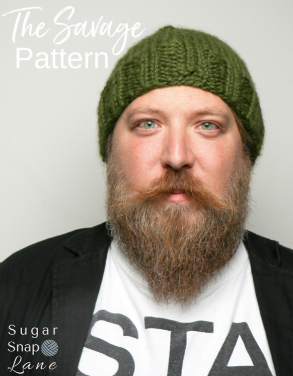 The Savage Hat Pattern