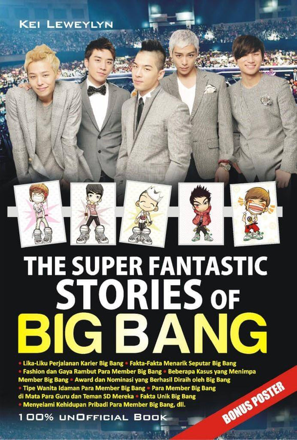 The Super Fantastic Stories of Big Bang