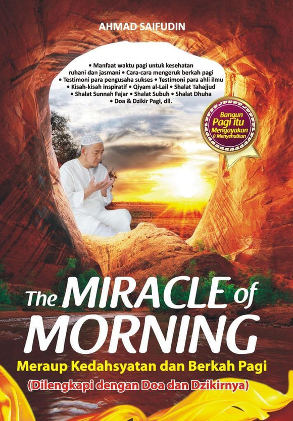 The Miracle of Morning