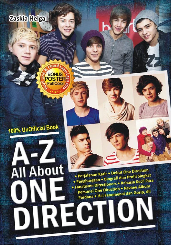 A-Z All About One Direction