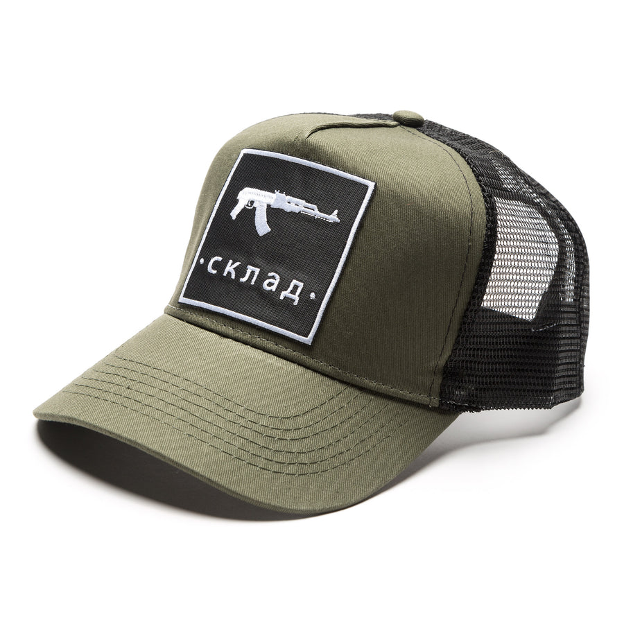 GORRA REBEL TRUCKER