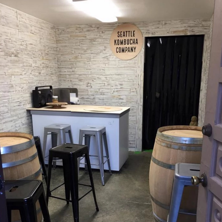 Private Brewery Tours (includes all-you-can-drink kombucha)