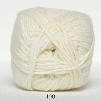 Hjertegarn - Merino Cotton