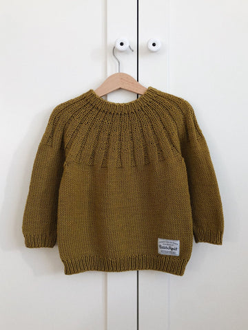 PetiteKnit - Haralds sweater