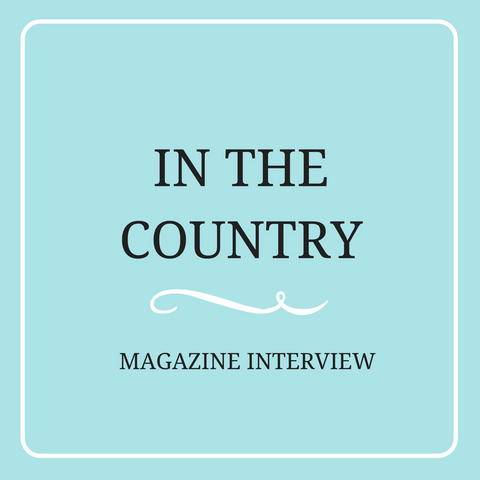In The Country Magazine Interview