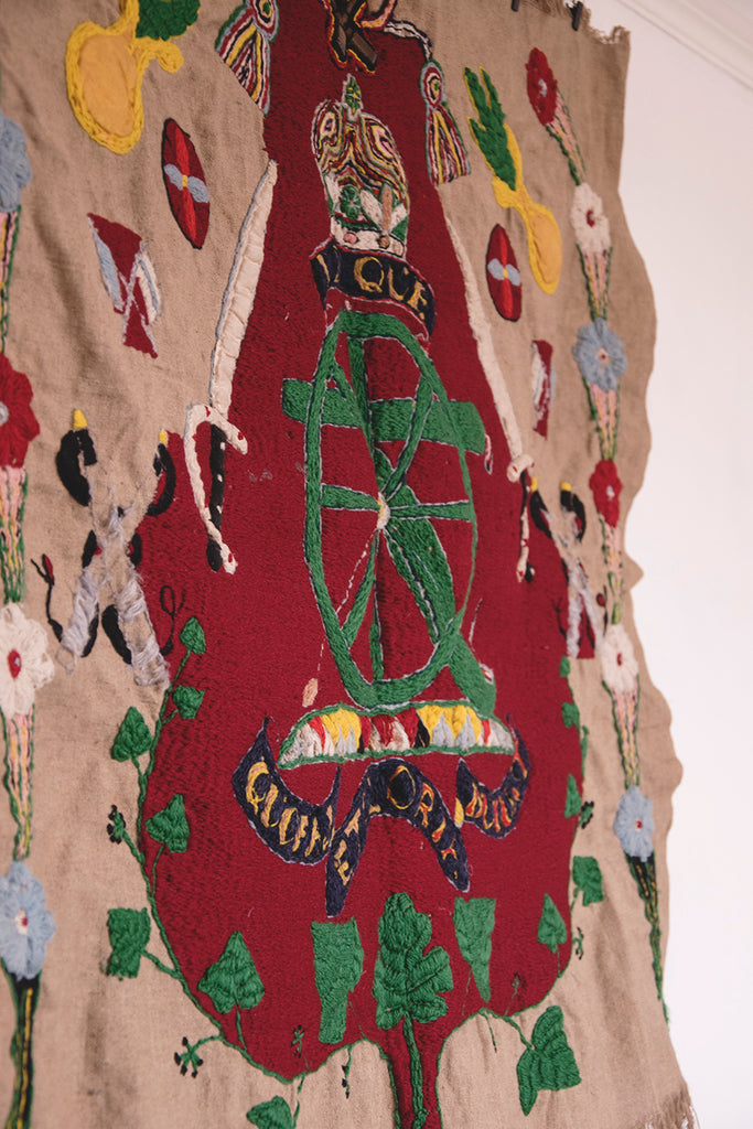 Royal Regiment of Artillery Embroidery